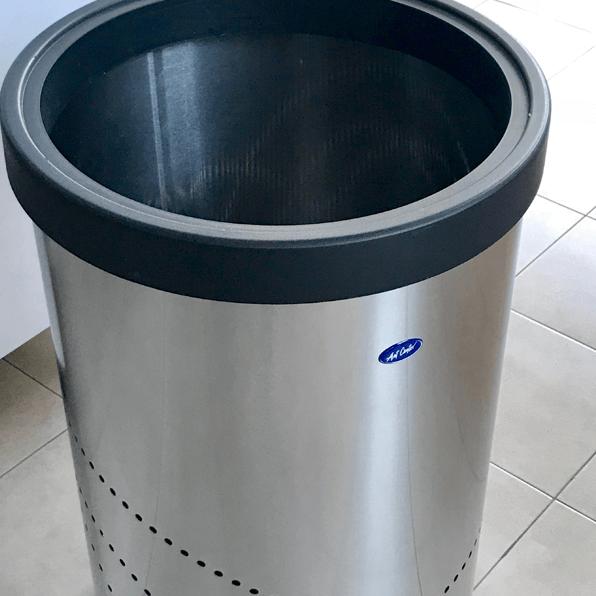 ART CENTER / Tapa del basurero Jumbo Aro