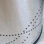 ART CENTER / Basurero Jumbo Aro diseño del cuerpo