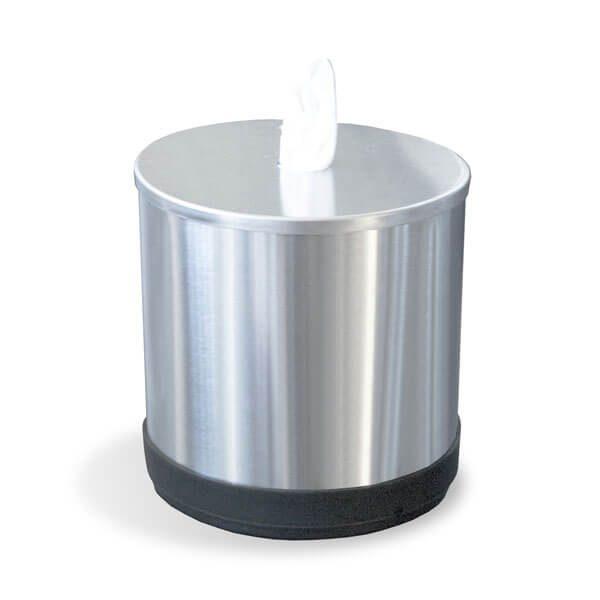 ART CENTER / Despachador de toallas húmedas desinfectantes para mesa o superficie
